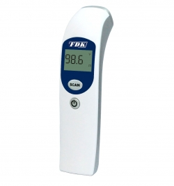 FDK VOICE NON CONTACT IR THERMOMETER
