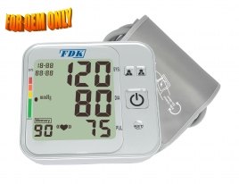 FDK Talking Arm Cuff BP Monitor