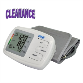 FDK Voice Arm Cuff BP Monitor