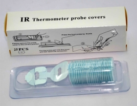 IR THERMOMETER PROBE COVERS